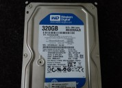 Disco duro 320gb sata