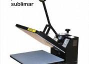 Servicio técnico reparación planchas sublimación