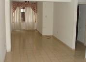Se alquila apartamento sin amoblar zona oeste