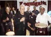 Koqui rumba, merengue de los 80 y actuales salsa