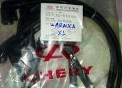 Se vende juego de cables para chery arauca