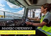 curso de manejo defensivo y seguridad vial