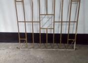 Se venden rejas usadas para ventana.