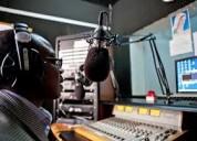curso tecnico de operador de radios fm y am