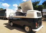 Fabricación, venta de food trucks y trailers