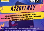 A2softway - distribuidor venta/asesoría/servicios