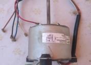 Motor ventilador para a/a doble eje ge 1/3 hp 220