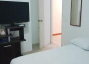 Alquila apartamento 82 m2 urb. mañongo - rap73