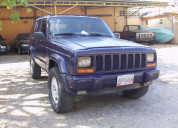 Vendo jeep cherokee laredo aÑo 98