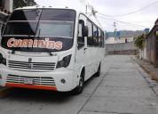 Vendo bus marca kamaz de 32 puestos aÑo 2014