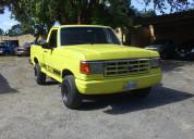 Vendo camioneta ford f-150 aÑo 88