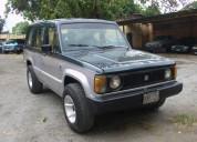 Vendo camioneta caribe aÑo 1986