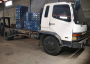 Vendo camion mitsubishi fk 615 con turbo aÑo 98