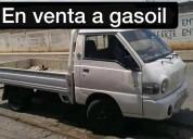 Vendo camioneta hyundai h-100 a diesel aÑo 2000