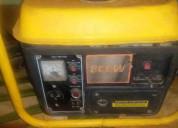 Planta electrica de 800w