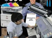 Mantenimiento y reparacion de fotocopiadoras canon