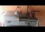 Maquina roscadora ridgid modelo 535