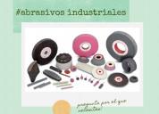 Abrasivos industriales para maquinaria