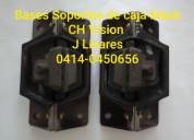 Base soporte de caja motor mack ch vision