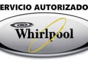Lavadora y secadora whirlpool servicio tecnico rep