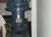 Bomba centrifuga trifásica vertical 15 hp