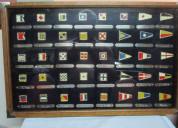 Cuadro banderas cÓdigo internacional de seÑales