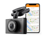 Camara hd 1080p seguridad vehiculo recargable +msd