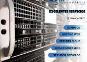 Dominio, hosting, diseño web