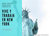 Unete a nuestro equipo en new york
