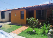 Vendo casa urb.villas de yacural barquisimeto