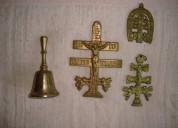 Artículos religiosos en bronce nuevos