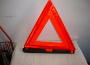 Triangulo de seguridad multi uso