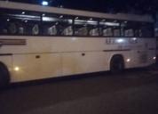 Servicio de transporte para traslado de personal