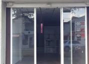 Alquilo local avenida principal para negocio