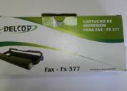 Cartucho de impresión para fax fx377