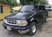 Vendo camioneta ford explore aÑo 2001