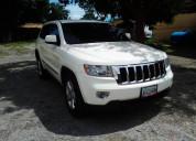 Vendo camioneta jeep gran cherokee aÑo 2012 blinda
