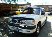 Vendo camioneta doble cabina dondfend aÑo 2013