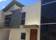 Sky group vende townhouse, 140m2 en urb. manantial