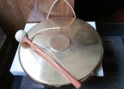 Gong original para navegar en neblina de buque