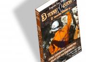 Libro electrónico en pdf (ebook) 3 terremotos