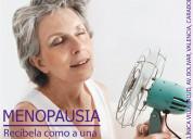 Menopausia es el comienzo de un nuevo ciclo