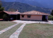 Se vende casa de campo mÉrida venezuela