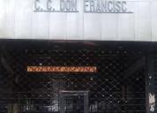 Local c.c don francisco en el  centro de valencia