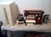Máquina de coser husqvarna 2000 sl