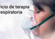 Servicio de terapia respiratoria