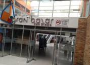 Local comercial en gran bazar c.c san diego