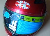 Vendo casco integral britanni nuevo