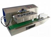 Selladora de induccion foil liner de torque alumin