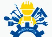 Multiservicios 2020 garantizado!